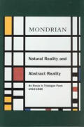 Natural Reality & Abstract Reality An Essay in Trailogue Form 1919 1920