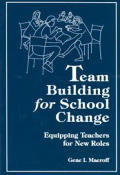 Team Building For School Change