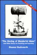 Having Of Wonderful Ideas 2nd Edition