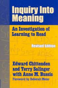 Inquiry Into Meaning An Investigation of Learning to Read