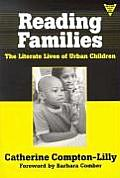 Reading Families : Literate Lives of Urban Children (03 Edition) Cover