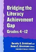 Bridging Literacy Achievement Gap (04 Edition)