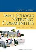 Small Schools and Strong Communities : Third Way of School Reform (10 Edition)