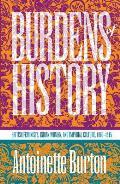 Burdens of History (94 Edition)