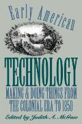 Early American Technology (94 Edition)