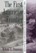 First American Frontier: Transition to Capitalism in Southern Appalachia, 1700-1860 (Fred W. Morrison Series in Southern Studies) Cover