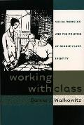 Working With Class : Social Workers and the Politics of Middle-class Identity (99 Edition)