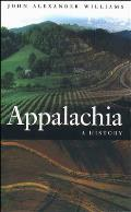 Appalachia: A History Cover