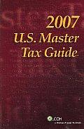 U S Master Tax Guide 2007