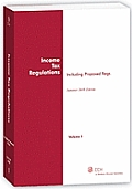 Income Tax Regulations Summer 2008