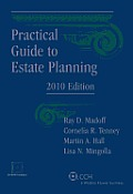 Practical Guide To Estate Planning 2009 - With CD (10 Edition)