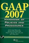 GAAP Handbook of Policies and Procedures (2007)
