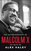 Autobiography of Malcolm X Cover