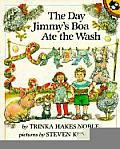 Day Jimmy's Boa Ate the Wash (Reading Rainbow Book)