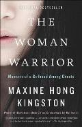 Woman Warrior Cover