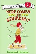 Here Comes the Strikeout (I Can Read Books) Cover