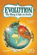 Evolution: The Story of Life on Earth Cover