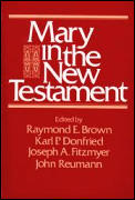 Mary in the New Testament Cover