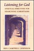 Listening for God Spiritual Directives for Searching Christians
