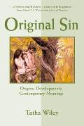 Original Sin Origins Developments Contemporary Meanings