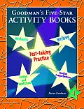 Goodman's Five-Star Activity Books Level A: Test-Taking Practice