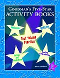 Goodman's Five-Star Activity Books Level E: Test-Taking Practice
