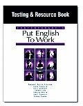 Put English to Work - Teacher Resource
