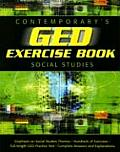 Contemporary's GED Social Studies Exercise Book