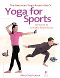 The American Yoga Association's Yoga for Sports Cover