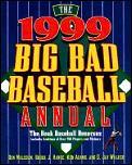 1999 Big Bad Baseball Annual The Book Ba