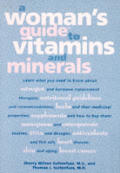 Womans Guide To Vitamins & Minerals