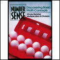 Number Sense: Whole Numbers - Multiplication and Division (Contemporary's Number Sense)