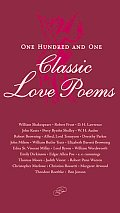 One Hundred & One Classic Love Poems