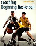 Coaching Beginning Basketball Cover