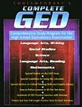 Contemporarys Complete GED Comprehensive Study Program for the High School Equivalency Examination