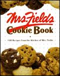 Mrs. Fields cookie book.