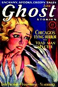 Pulp Classics: Ghost Stories (June 1931) by John Gregory Betancourt