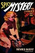 Pulp Classics: Spicy Mystery Stories (February 1937)