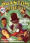Pulp Classics: Phantom Detective #1 (February 1933) by John Gregory Betancourt