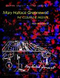 Mary Hallock-Greenewalt: The Complete Patents