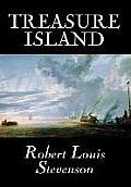 Treasure Island by Robert Louis Stevenson, Fiction, Classics