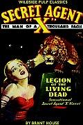 Secret Agent X: Legion of the Living Dead