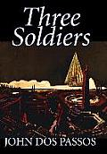Three Soldiers by John DOS Passos, Fiction, Classics, Literary, War & Military