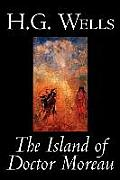 The Island of Doctor Moreau by H. G. Wells, Fiction, Classics