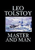 Master and Man by Leo Tolstoy, Fiction, Classics, Literary