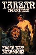 Tarzan the Untamed by Edgar Rice Burroughs, Fiction, Literary, Action & Adventure