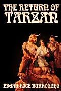The Return of Tarzan by Edgar Rice Burroughs, Fiction, Literary, Action & Adventure