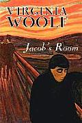 Jacob's Room by Virginia Woolf, Fiction, Classics, Literary