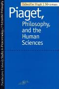 Piaget Philosophy and the Human Sciences