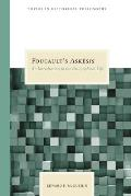 Foucault's Askesis: An Introduction to the Philosophical Life